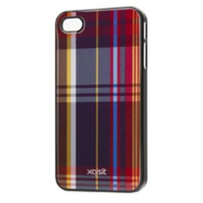 Xqisit iPlate Candy Square Mobile phone case - Zwart