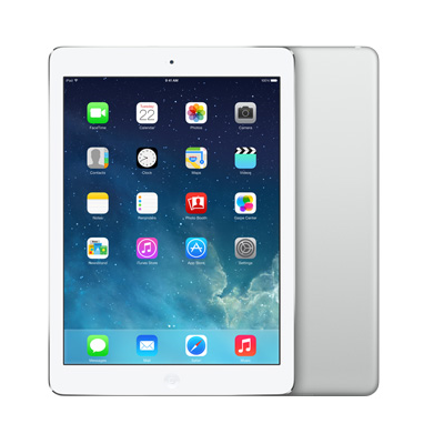 "Apple tablet: iPad Air 16GB/A7/9,7""/WIFI+4G/Silver - Refurbished - Zichtbare gebruikssporen (Approved Selection ....."
