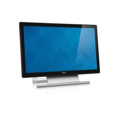Dell touchscreen monitor: S2240T - Zwart, Zilver