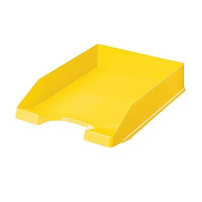 Leitz brievenbak: Standard Letter Tray 5227 A4 Yellow - Geel