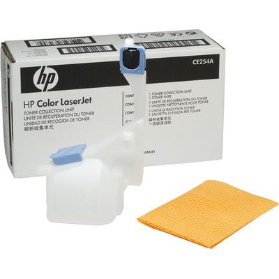 HP Color LaserJet verzamelkit voor toner Toner collector - Zwart,Cyaan,Magenta,Geel