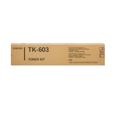 KYOCERA TK-603(E) Toner - Zwart