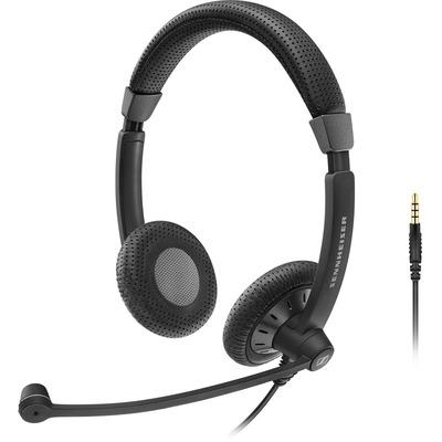 Sennheiser SC 75 Headset - Zwart