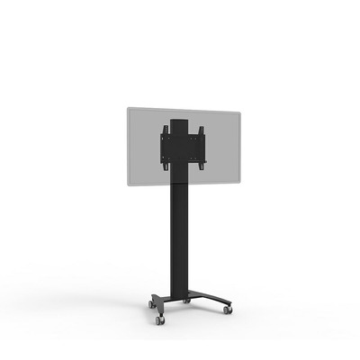ErgoXS 60 kg, 400 x 400 mm VESA, aluminium Montagehaak - Zwart