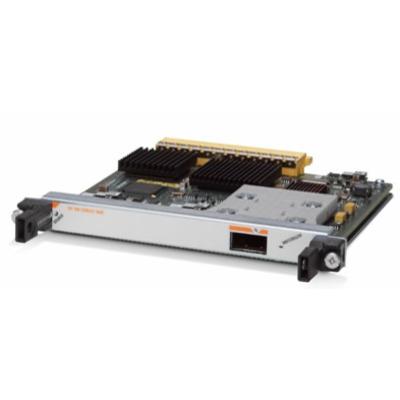 Cisco 1-Port 10 Gigabit Ethernet LAN/WAN-PHY Shared Port Adapter netwerkkaart - Grijs, Zilver