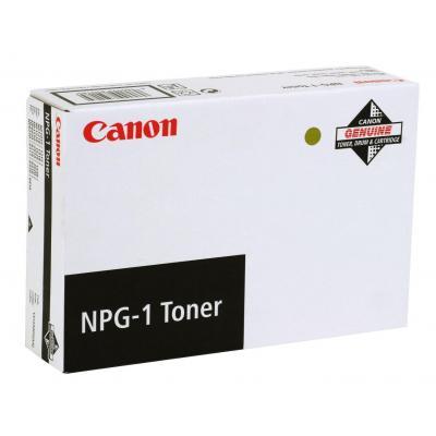 Canon cartridge: NPG-1 Toner