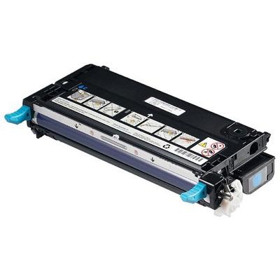 Dell toner: Toner Cyan Standard Capacity 4000p for 3110cn - Cyaan