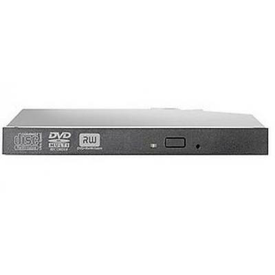 Hewlett Packard Enterprise 8X DVD±R/RW Refurbished Brander - Zwart - Refurbished ZG