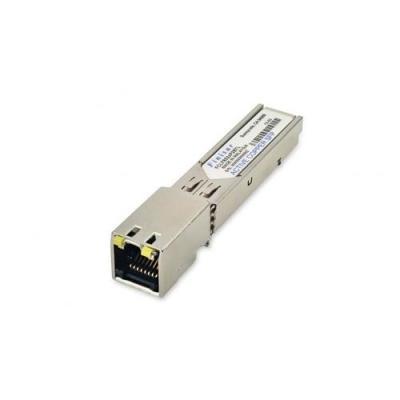 Dell netwerk tranceiver module: SFP (mini-GBIC), Plug-in, 1000Base-T, 100 m
