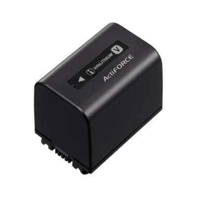 Sony batterij: NP-FV 70 - Oplaadbare batterij, 6.8V, 14.0Wh, 2060mAh - Zwart