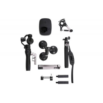 Dji actiesport camera: Osmo with Sport Accessory Kit - Zwart