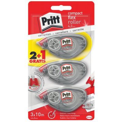Pritt film/tape correctie: Corr Compact Roller - Multi kleuren