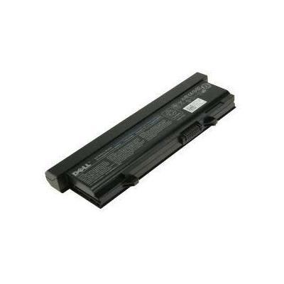 Dell batterij: Li-ion, 11.1V, 7650mAh, 85Wh, black - Zwart