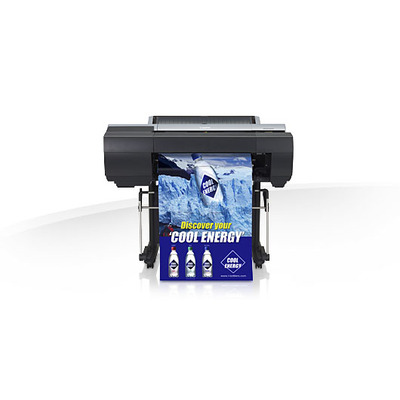 Canon grootformaat printer: imagePROGRAF iPF6400 - Zwart, Blauw, Cyaan, Groen, Grijs, Magenta, Mat Zwart, Foto cyaan, .....