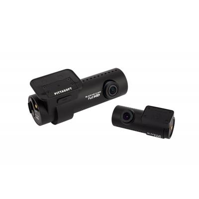Blackvue camera: DR650S-2CH Cloud Dashcam + 32GB
