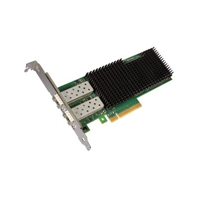 Intel Ethernet Network Adapter XXV710-DA2 Netwerkkaart - Zwart,Groen