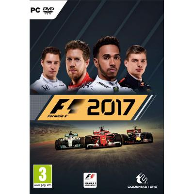 Codemasters game: Formula 1 (F1 2017)  PC