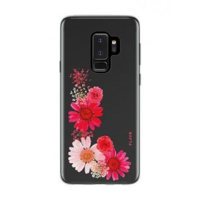 FLAVR iPlate Mobile phone case - Zwart, Rood, Roze