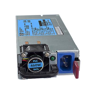 Hewlett Packard Enterprise Hot-plug power supply - 460 watts, high-efficiency (HE), common .....
