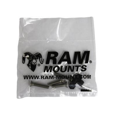 RAM Mounts RAM Hardware Pack for Garmin 7200 Montagekit - Metallic