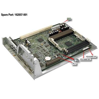 HP 162857-001-RFB moederborden