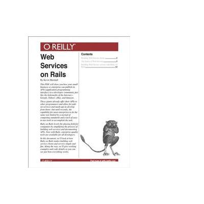 O'reilly boek: Media Web Services on Rails - eBook (PDF)