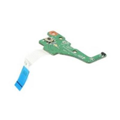Hp notebook reserve-onderdeel: Power Button Board - Groen, Wit