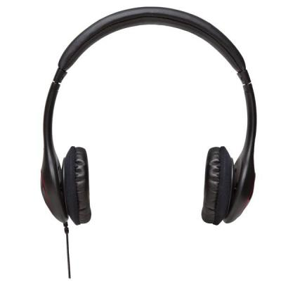 V7 koptelefoon: Deluxe Headphones - Zwart
