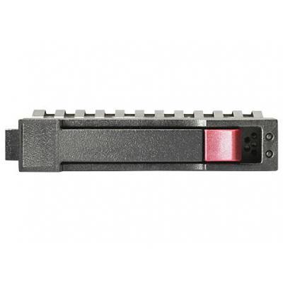 Hewlett packard enterprise interne harde schijf: MSA 600GB 12G SAS
