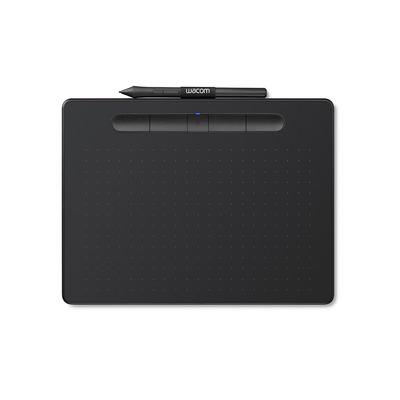 Wacom tekentablet: Intuos M Bluetooth - Zwart