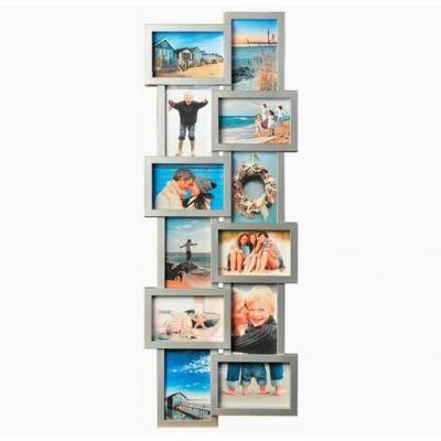 Henzo Holiday Gallery Fotolijst - Zilver