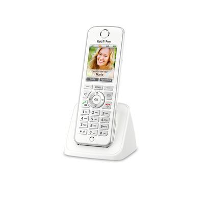 AVM FRITZ!Fon C4 International Dect telefoon - Wit