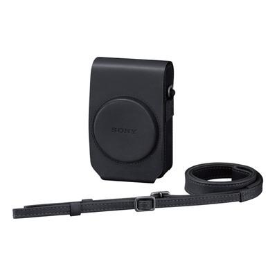 Sony LCSRXG Cameratas - Zwart