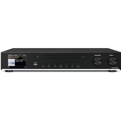 TechniSat DigitRadio 143 CD Reciever - Zwart