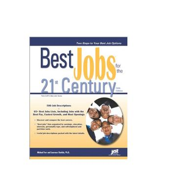 Jist publishing boek: Best Jobs for the 21st Century - eBook (PDF)