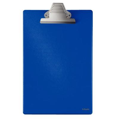 Esselte Heavy Duty Clipboard, 200 sheets, blue Klembord - Blauw