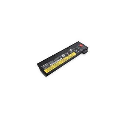 Lenovo batterij: ThinkPad battery 61+ - Zwart