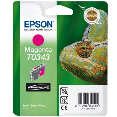 Epson C13T03434010 inktcartridge