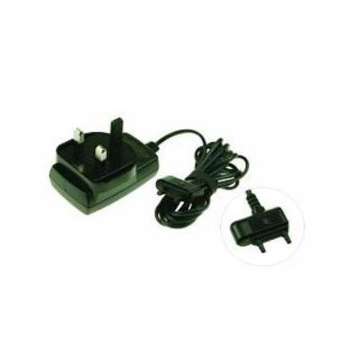 2-power oplader: AC Adapter, 4.5V - Zwart