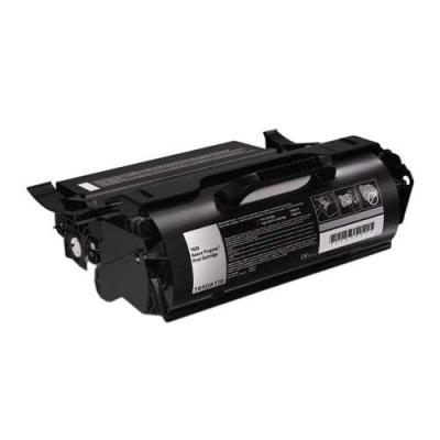 Dell toner: Black Toner Cartridge for, 21000 page - Zwart