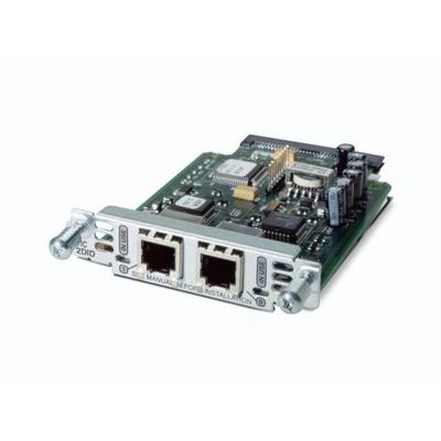 Cisco VIC3-2FXS-E/DID= Voice network module