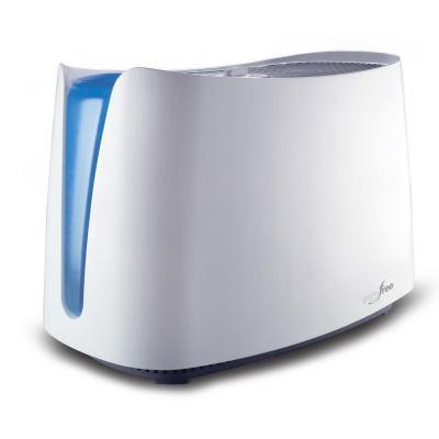 Honeywell luchtbevochtiger: 7L / 24h, 4L, 36W - Blauw, Wit