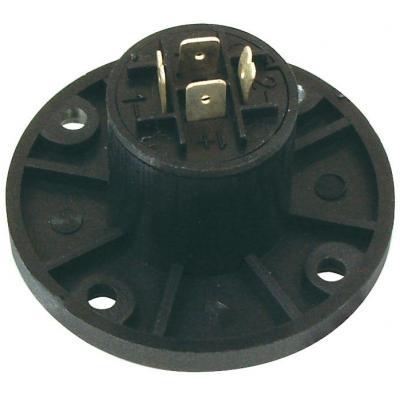 Valueline SPK-4CR kabel connector