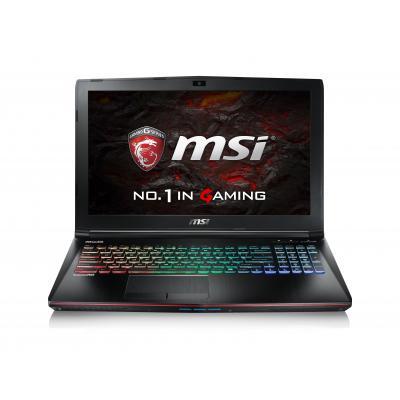 MSI GE62VR 6RF-081NL laptop
