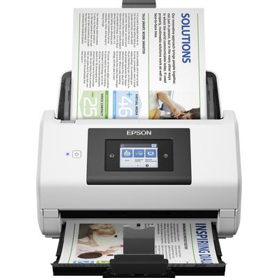 Epson WorkForce DS-780N Scanner - Zwart,Wit