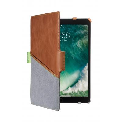 Gecko Covers APPLE IPAD PRO 10.5 LIMITED COVER BROWN Tablet case - Bruin, Grijs