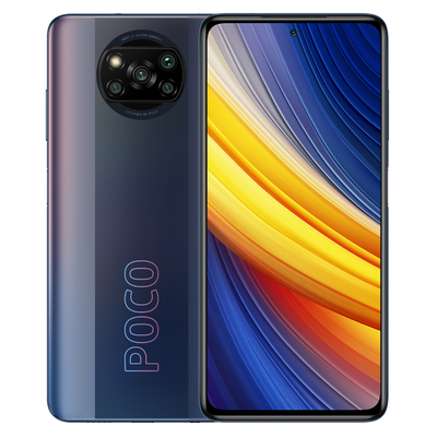 POCO X3 Pro Smartphone - Zwart 256GB