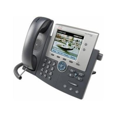 Cisco dect telefoon: IP Phone 7945G - Grijs