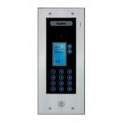 Fasttel deurbel: Wizard Elite FT2502K - Zwart, Grijs