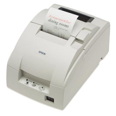 Epson dot matrix-printer: TM-U220B (007A3) - Wit